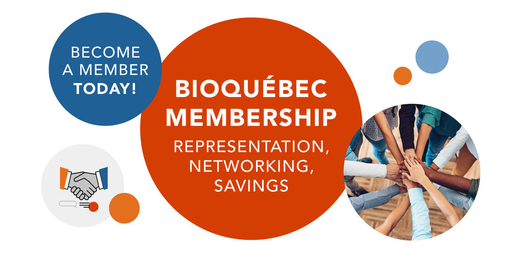 Join BIOQuébec today!