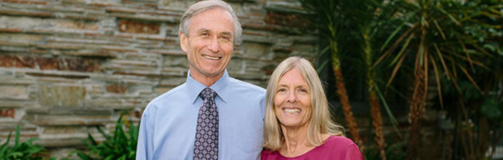 Dr. Mcdougall and his wife