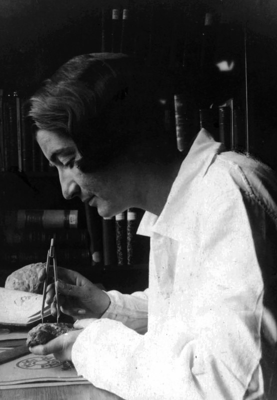 Tilly Edinger, courtesy of the Harvard University Museum of Comparative Zoology