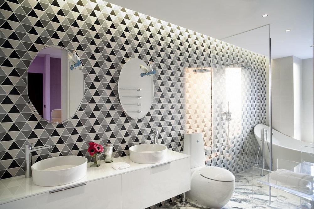 Art Apartment Residential Interior Design