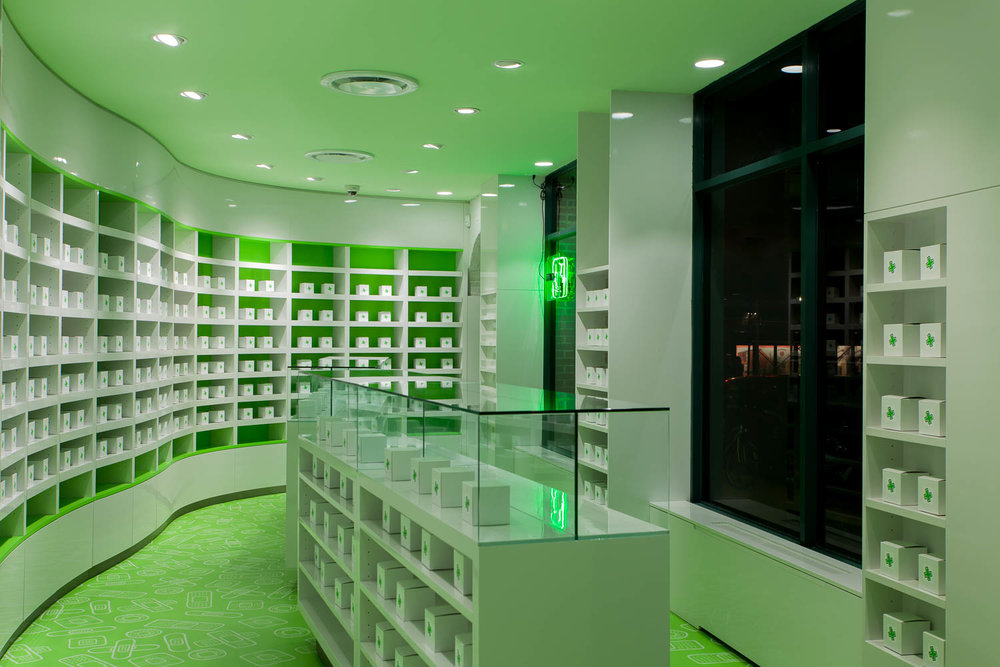 Careland Pharmacy Design