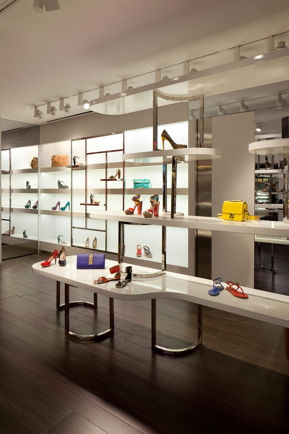 Vince Camuto GCT Store Design