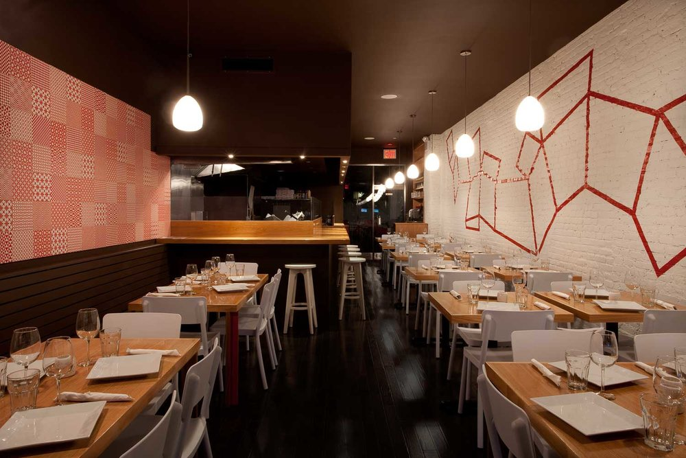 Susanna Restaurant Design New York