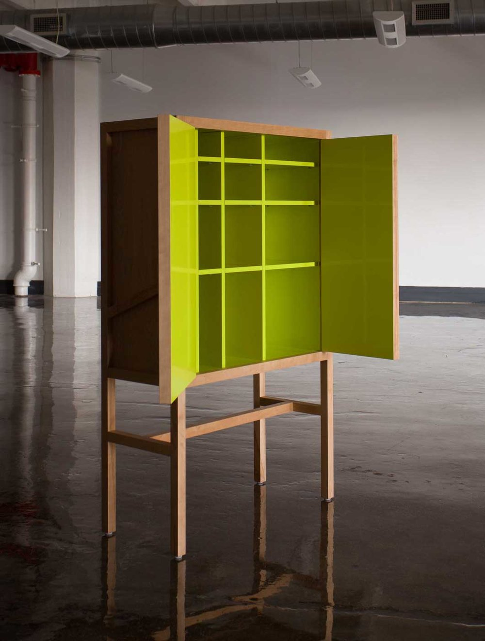 Inside-out furniture series