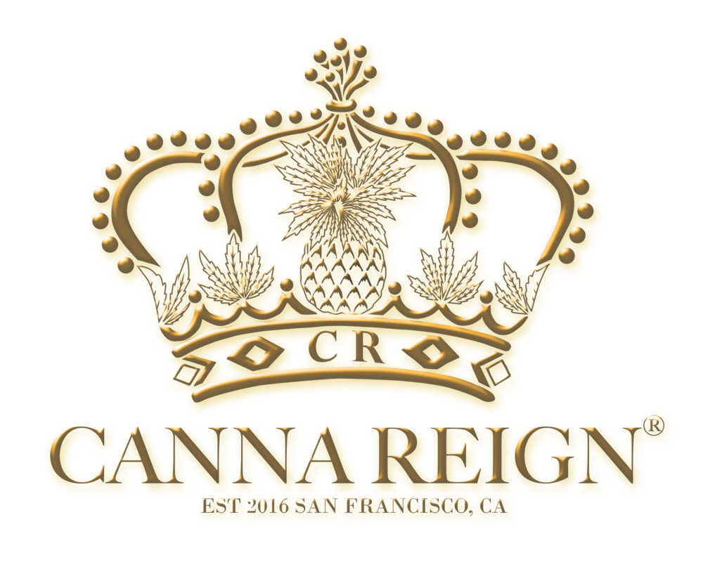 The one that made the cut, Canna Reign Official Logo