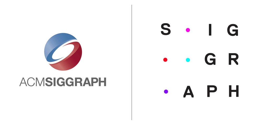Current vs. Redesigned logo