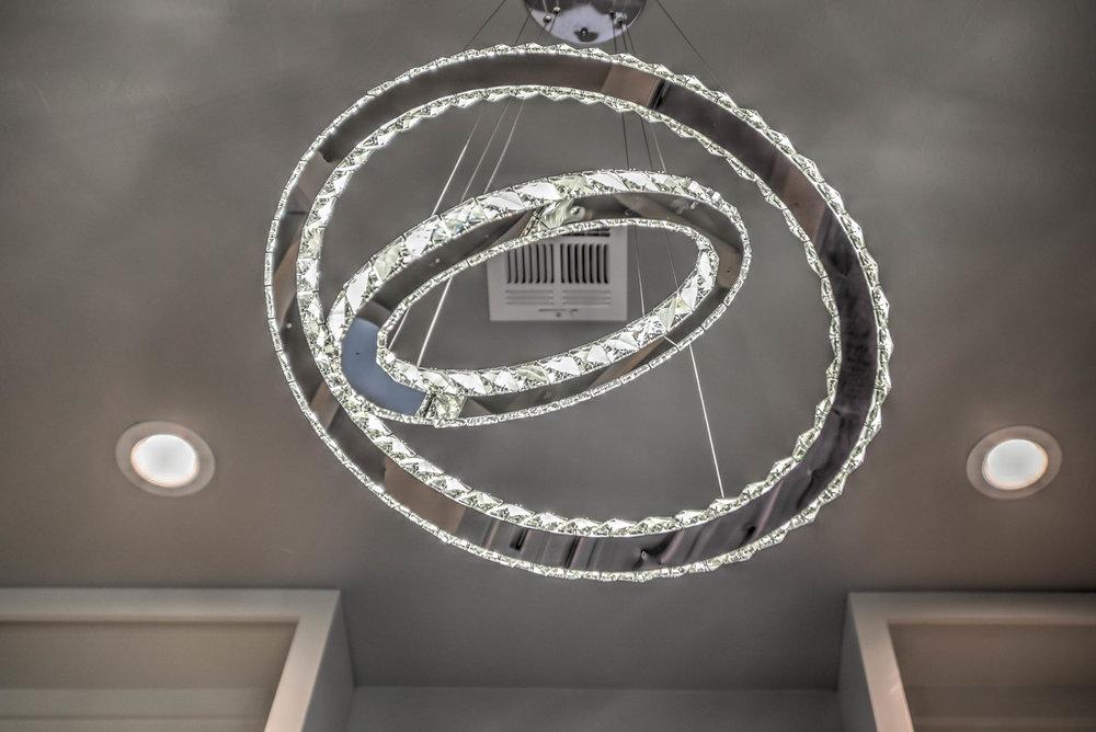 Master Closet Light Fixture