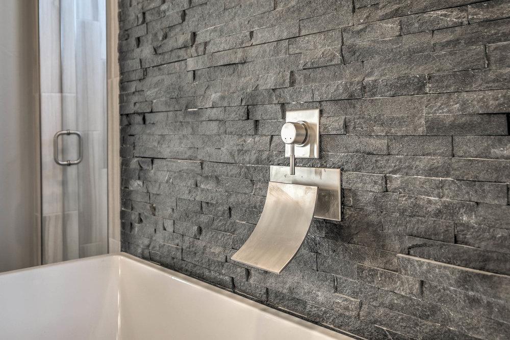 Bath Wall Faucet
