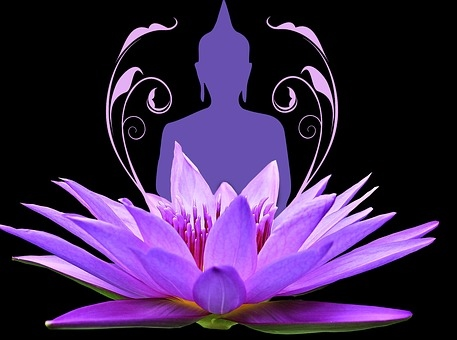 Quan Yins Lavender Flame Reiki Blissfully Free