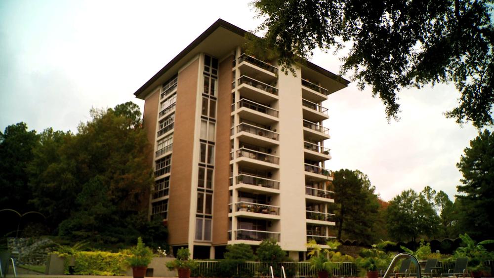 Mid Century Modern Architecture  Little Rock Arkansas