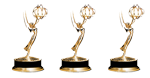 3 Emmy Awards very small.png