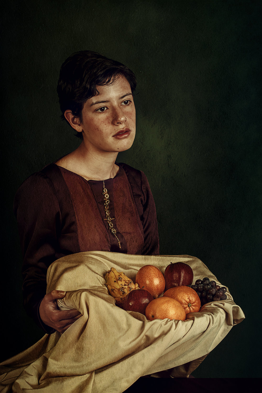 Dama del Bodegón