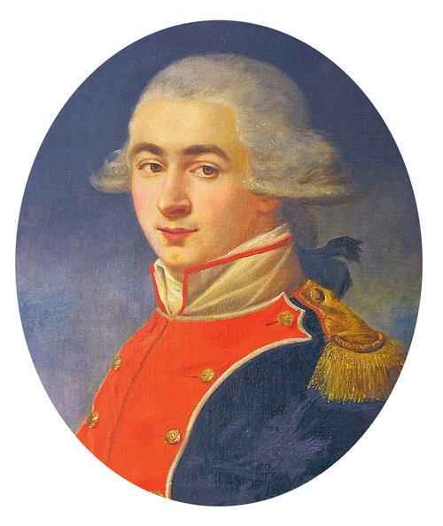 A Talk with Marquis de Lafayette