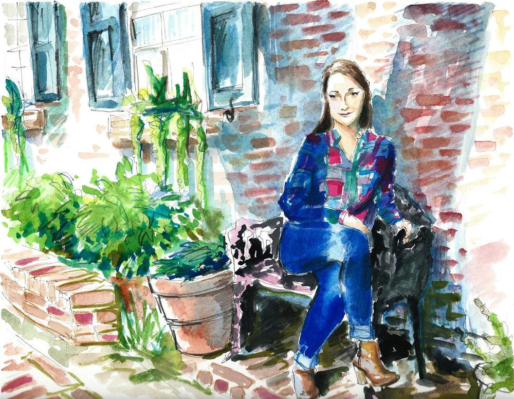 Kassandra in Georgetown