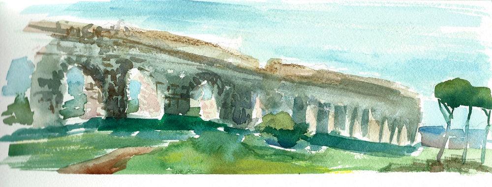 Aqueducts, Rome