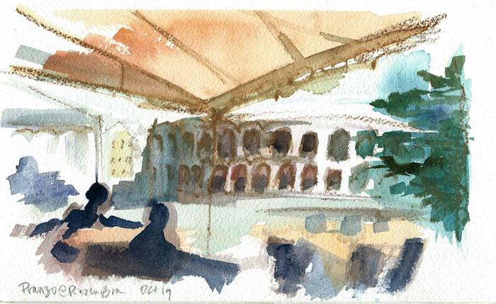 Pranzo all'Arena di Verona