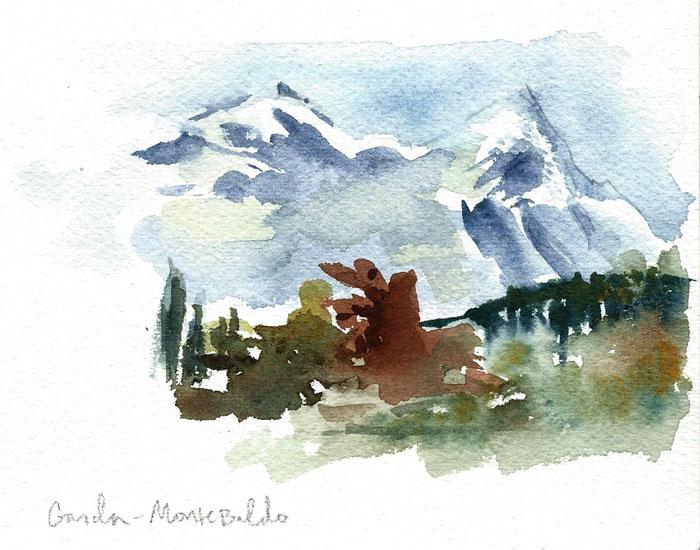 Monte Baldo, Garda