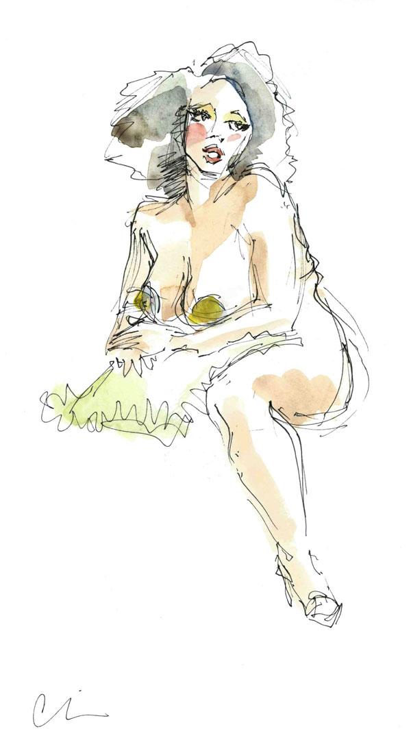 Burlesque Sketch