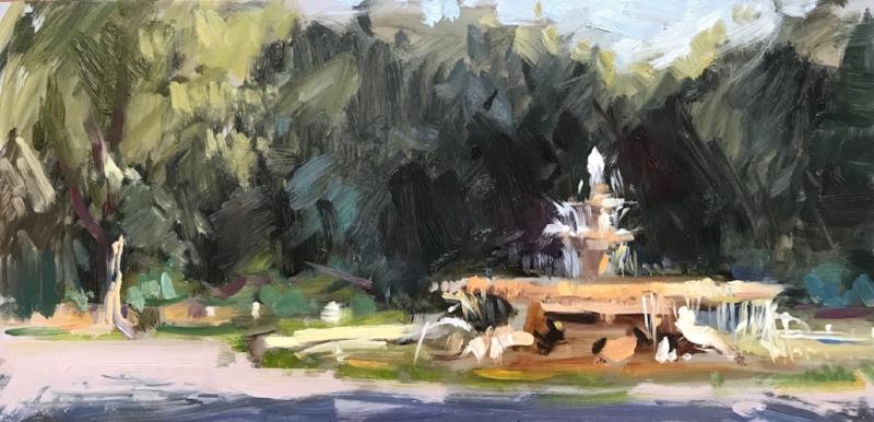 Fontana dei Cavalli Marini, Rome