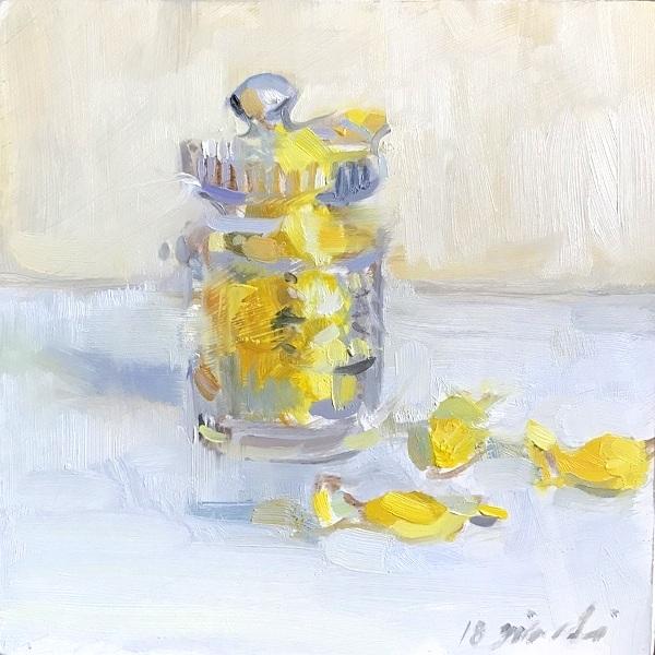 Italian Lemon Candies