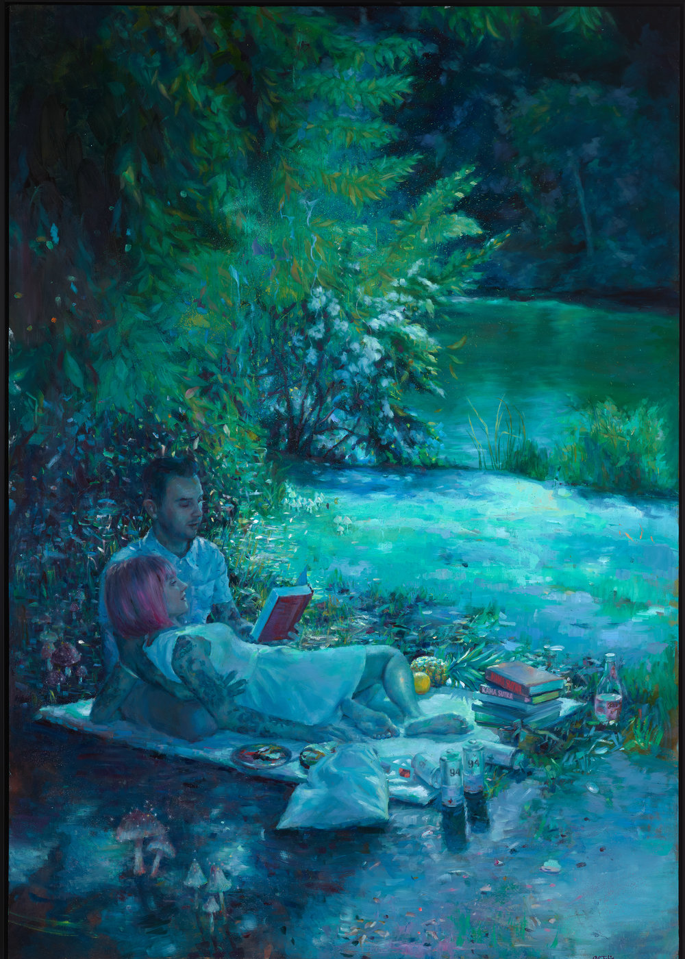 Moonlit Picnic