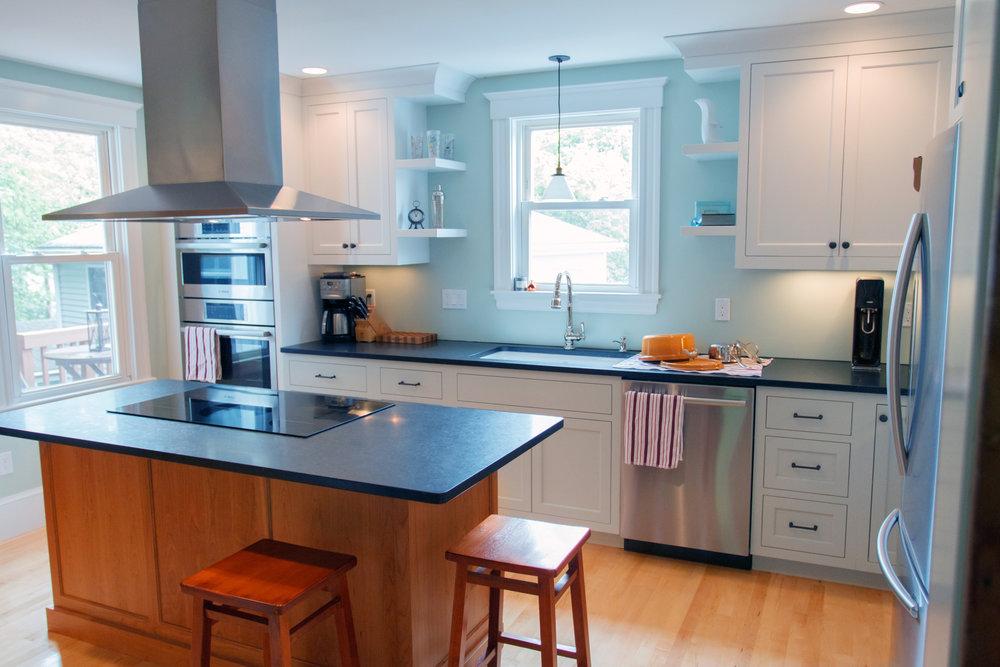 kitchen renovation, PORTSMOUTH, NH