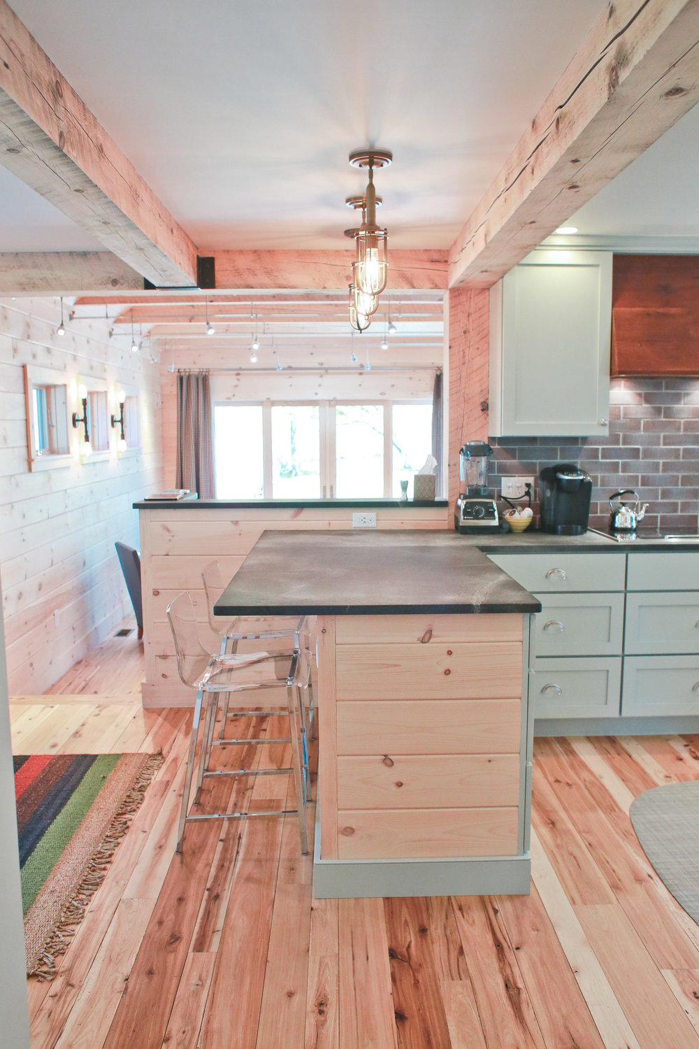 major addition/renovation, exeter, nH