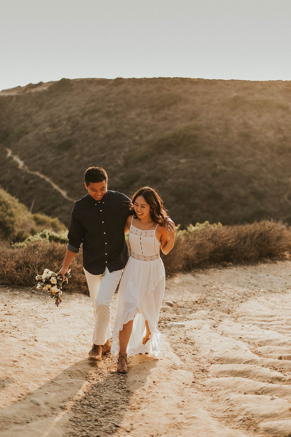 la jolla trails engagement