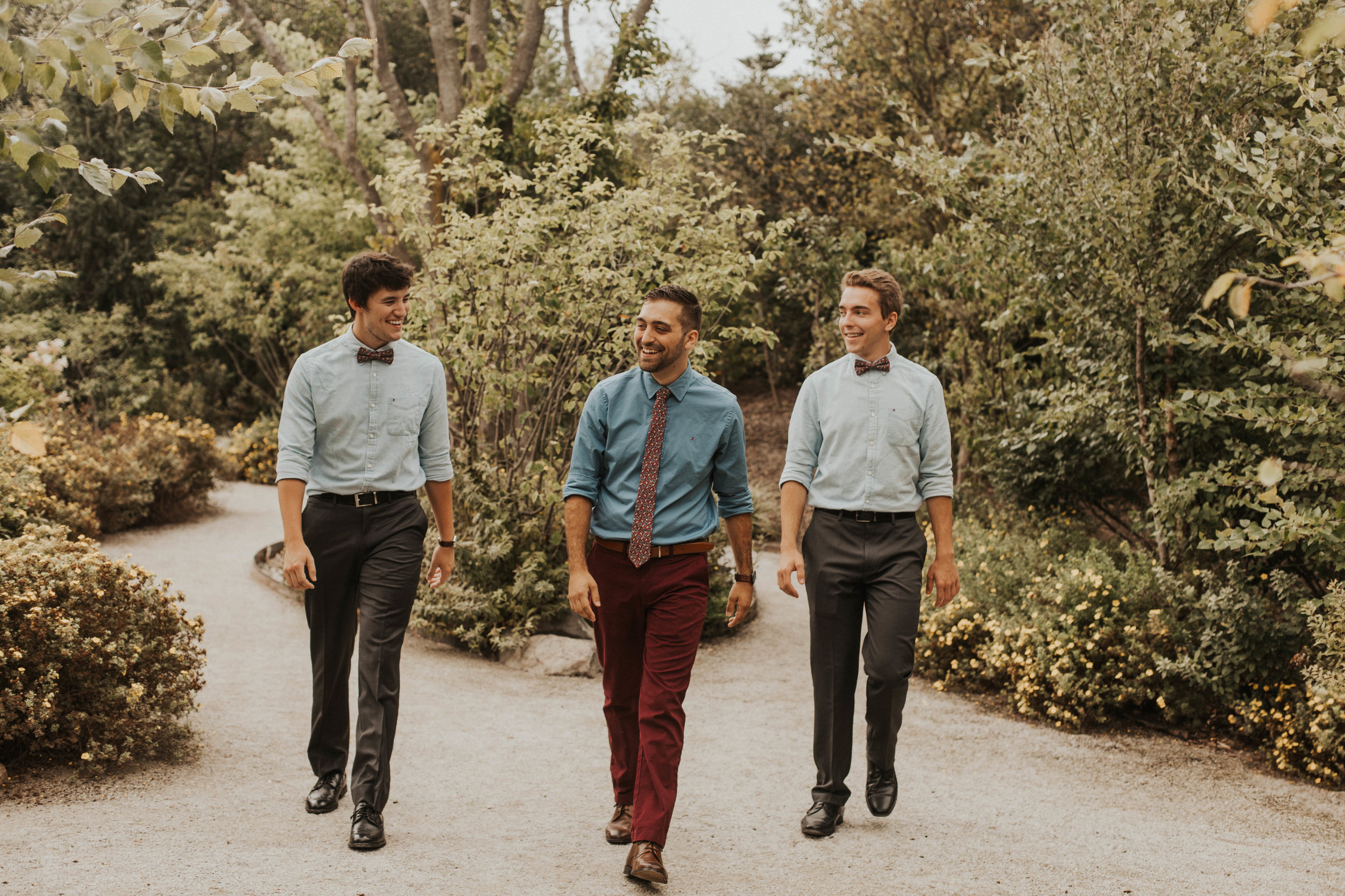 Pam + Caleb | Grand Rapids Garden Wedding — Tayler Ashley Photography