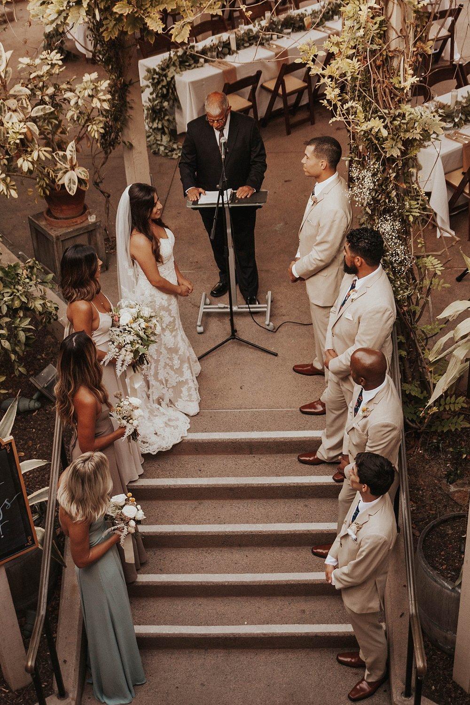 Historic Old Town San Diego Wedding