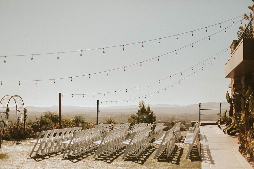Fallbrook Estate Wedding