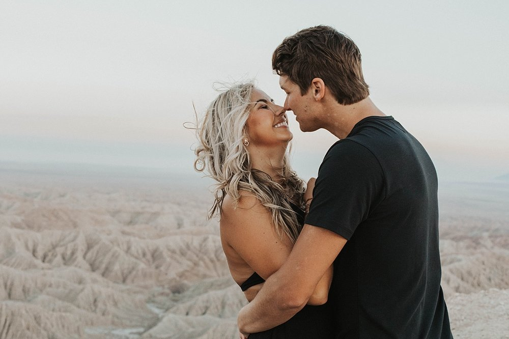 anza borrego engagement