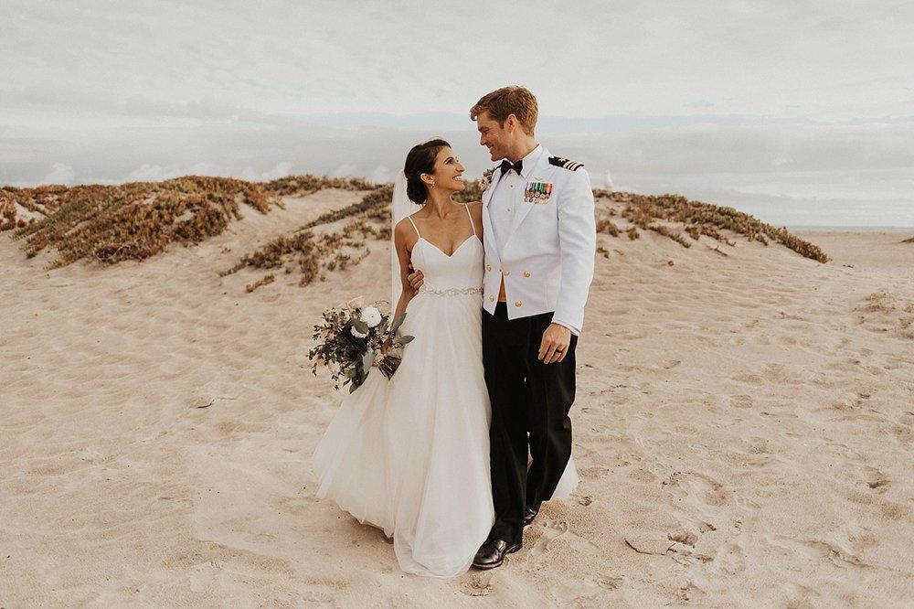 San Diego Navy Wedding