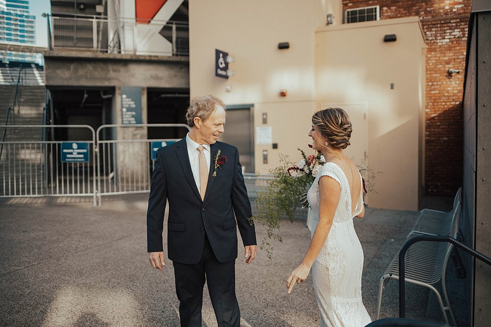 urban loft san diego wedding