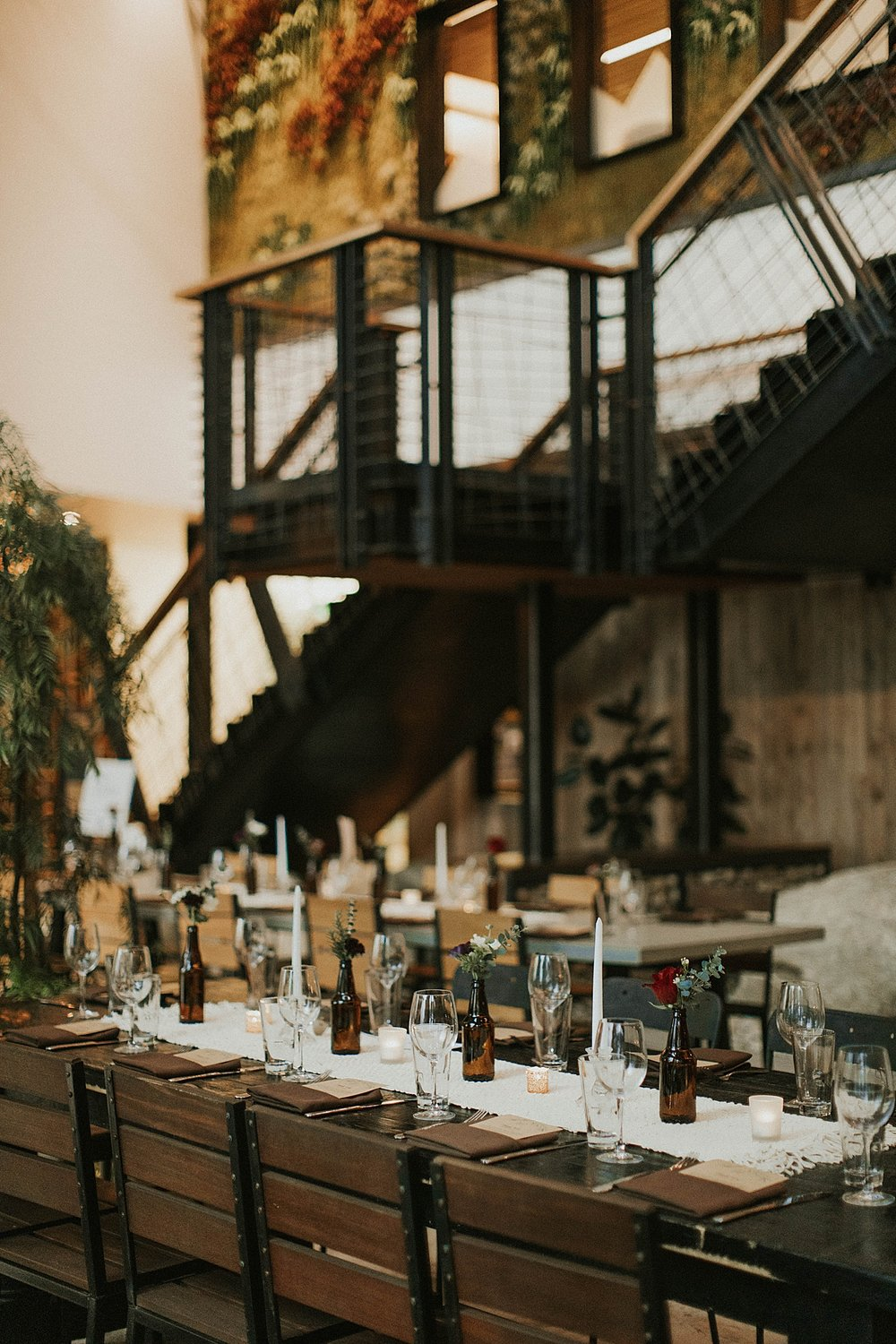 green acres industrial southern california wedding