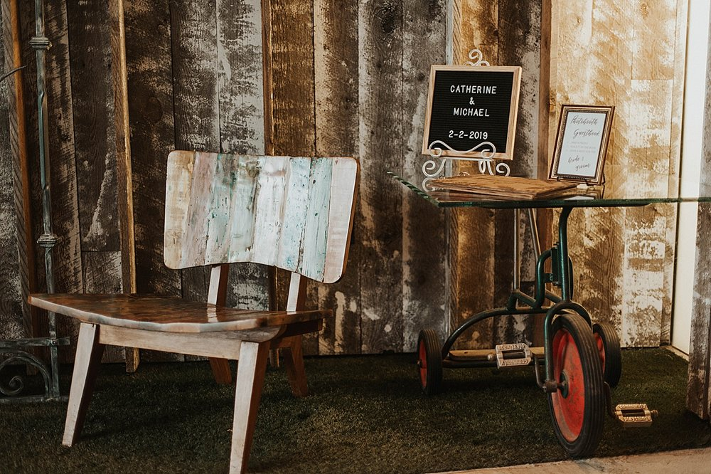 green acres industrial southern california wedding