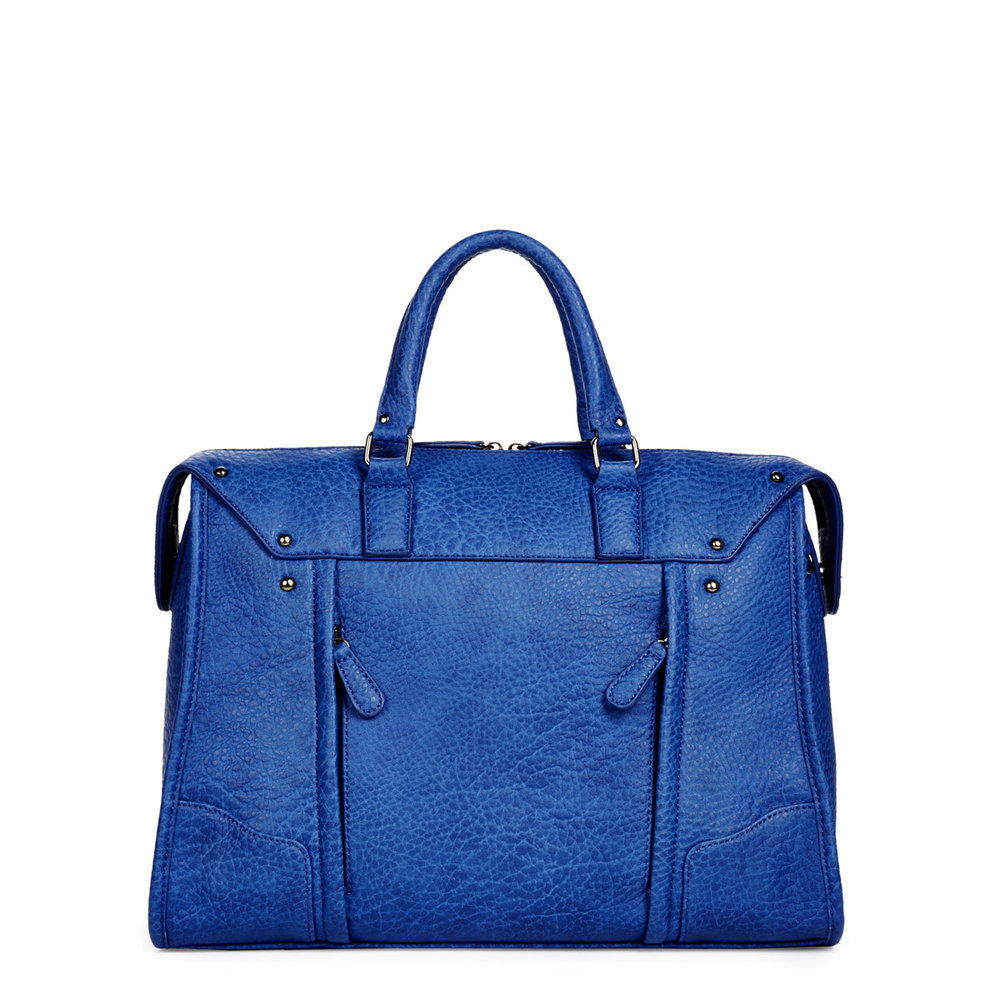 ShoeDazzle-Blue-Handbag