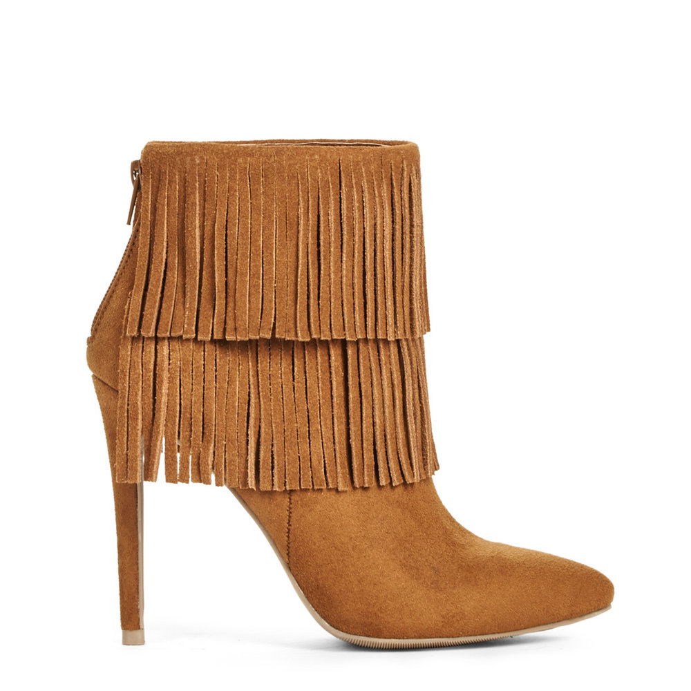 fringe bootie, bootie, boots, shoedazzle, streetstyle