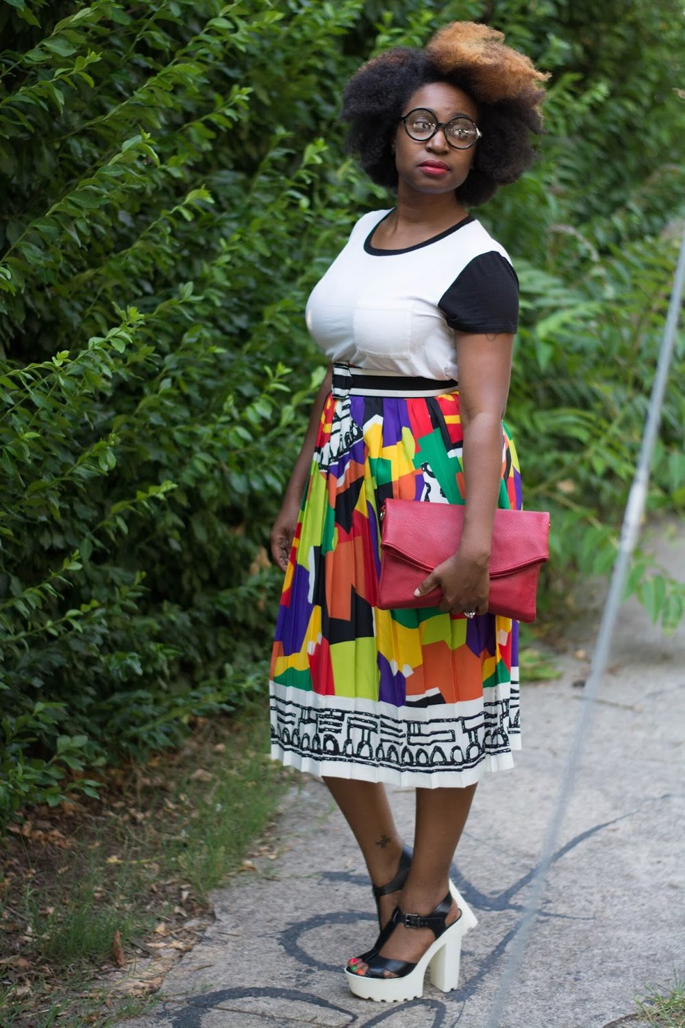 The Style Klazit, Melodie Stewart, Atlanta blogger, Atlanta Style, Street Style, Atlanta fashion, Style Blogger, Black Bloggers, Brown Bloggers, Style Influencer, Black girls killing it, Natural Hair, 4C Natural Hair, Black girls rock, Black girl magic, Vintage fashion, Atlanta stylist, Vintage Style, Thrifted Fashion