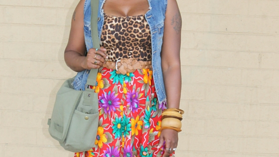 mixed prints, Atlanta blogger, style blogger, blogger, black blogger, street style, spring fashion, Atlanta style blogger