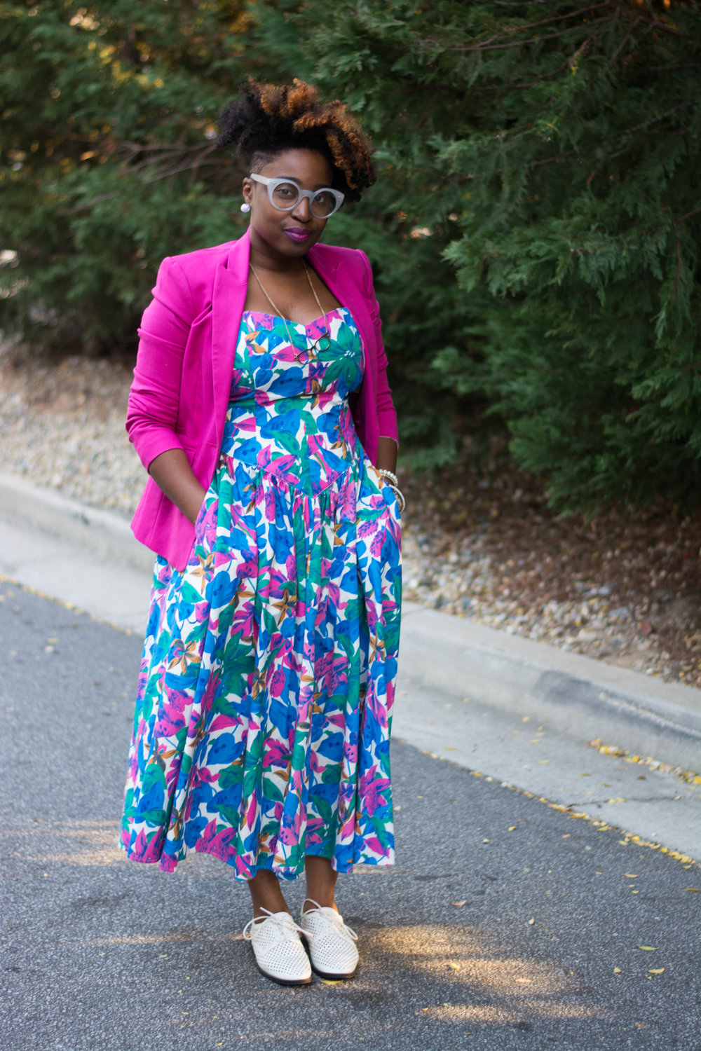 Atlanta Style Blogger, Melodie Stewart, The Style Klazit, Summer to Fall Fashion