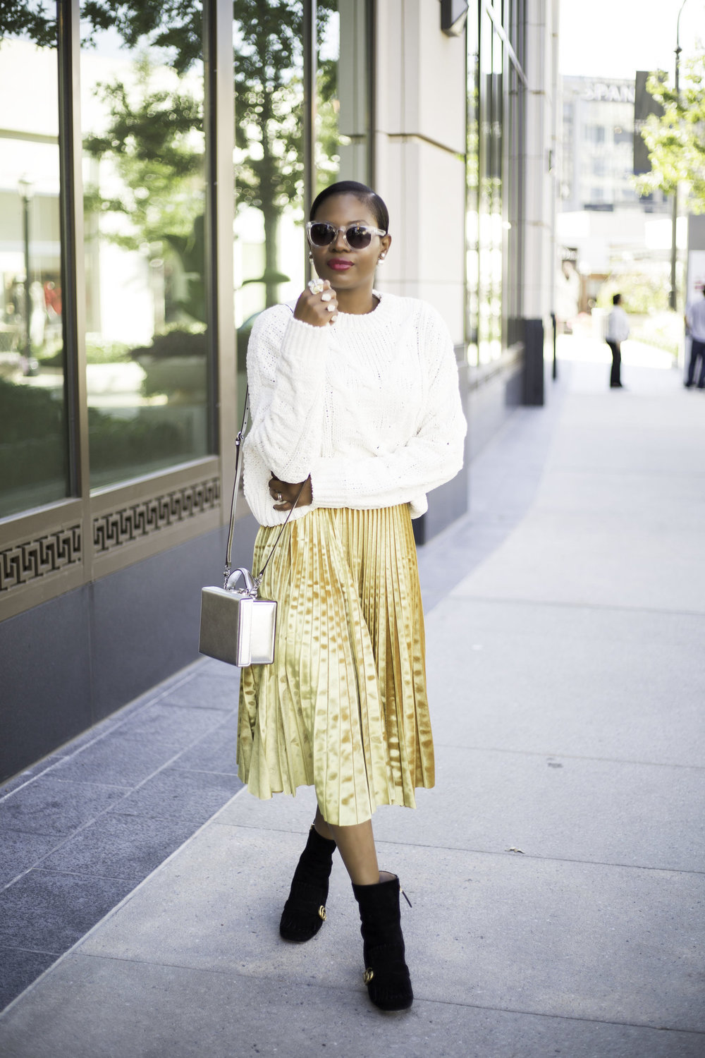 Monica Awe-Etuk, Awed by Monica, Melodie Stewart, The Style Klazit, Atlanta Style Bloggers