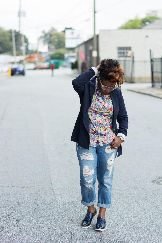 The Style Klazit, Melodie Stewart, Atlanta style blogger, Shoedazzle, Atlanta fashion, street style