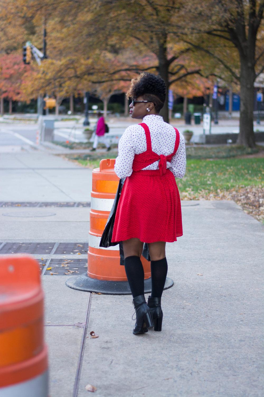 Melodie Stewart, The Style Klazit, Atlanta style blogger