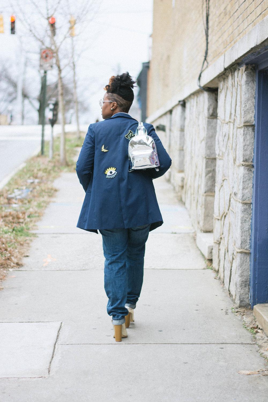 Melodie Stewart, The Style Klazit, Atlanta blogger, Atlanta Stylist, Atlanta street style