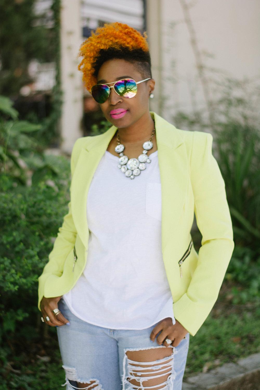 Melodie Stewart, The Style Klazit, Atlanta street style, Atlanta style blogger, Atlanta wardrobe stylist