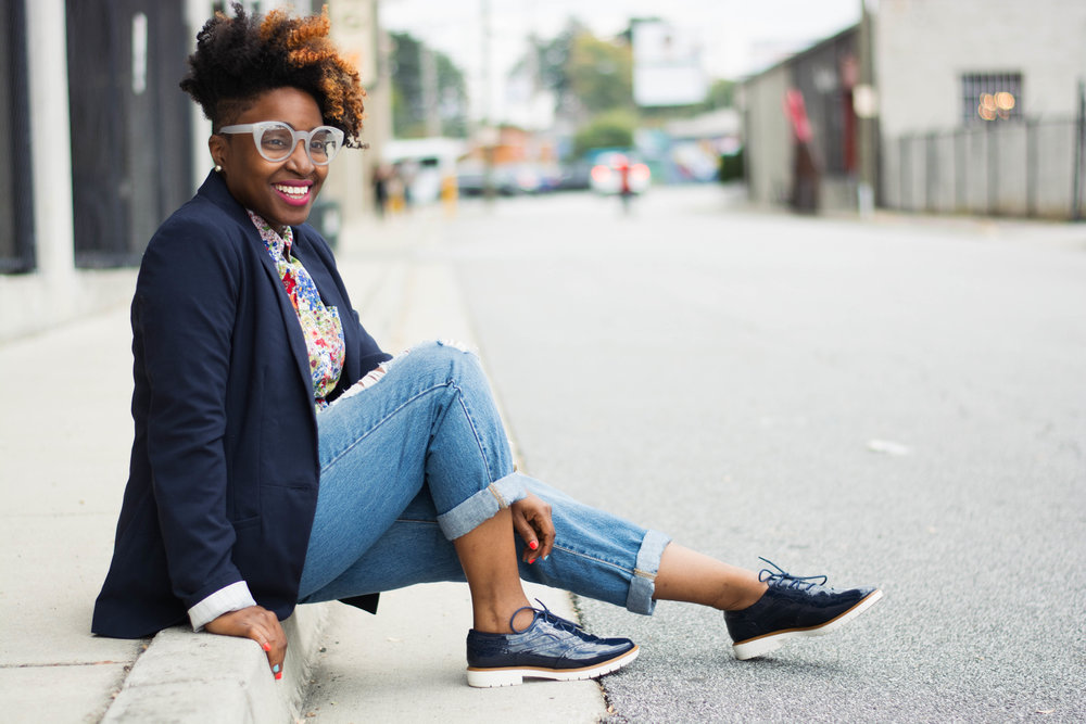 Melodie Stewart, The Style Klazit, Atlanta Style Blogger, 11 Things You Didn't Know About Me