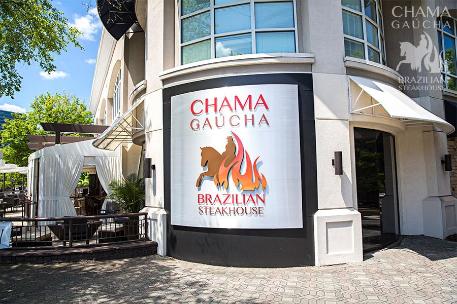 Dinner At Chama Gaucha Brazilian Steakhouse Atlanta