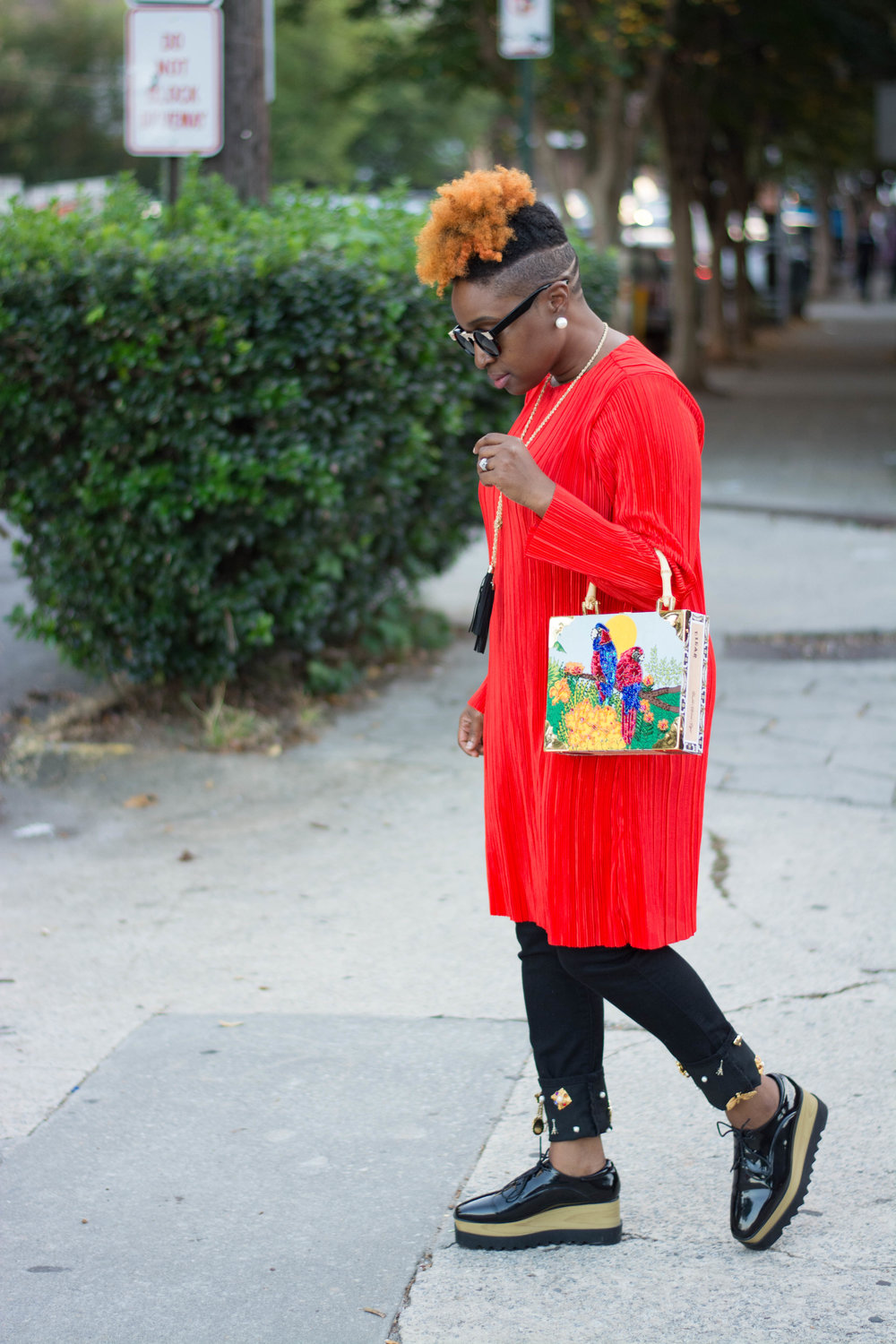 Atlanta Style blogger, Top Black blogger, Top Fashion blogger