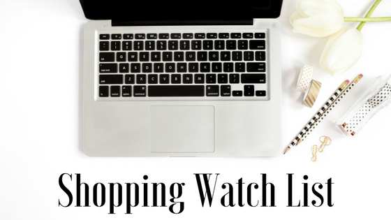 Atlanta Blogger, Online Shopping Wishlist, Black Friday Wishlist